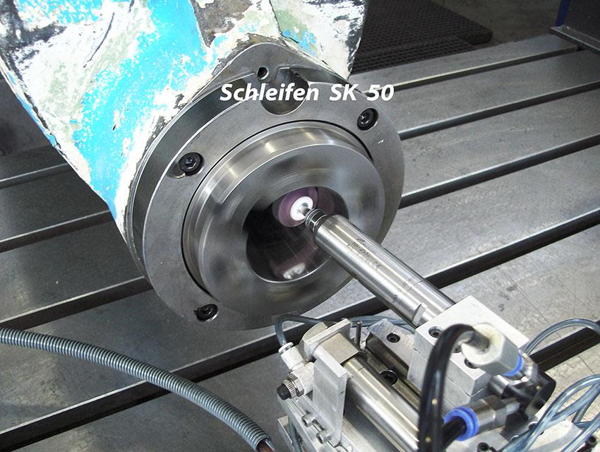 Reparatur Instandhaltung Ersatzteile - SK 50 schleifen