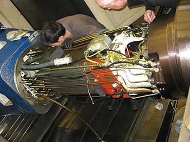 Reparatur und Instandsetzung von Werkzeugmaschinen